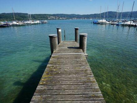 VERKAUFT: Maisonette-ETW mit direktem Seezugang, hauseigenem Badesteg und Schwimmbad !