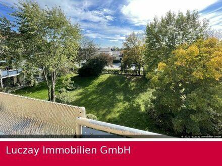 Für SIE & Ihre LIEBSTEN - ca. 88 m², obenauf, hell & freundlich! Inkl. EBK & TG-StPl. + Autobahnanschluss - ZUGREIFEN!
