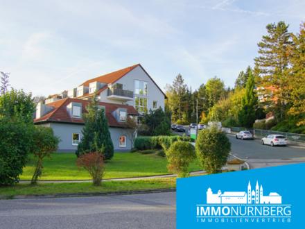 Kapitalanlage: Vermietete Wohnung in Ammerndorf