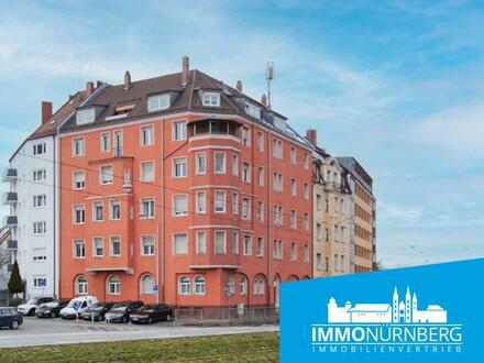 Viel Raum für Ihre Ideen - Altbau im Nürnberger Norden