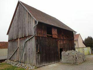 Scheune in Untersteinbach bei Pfreimd