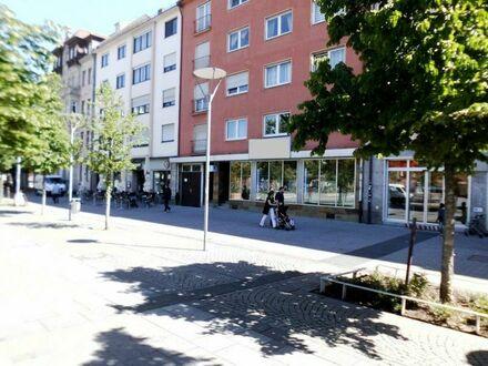 Nürnberg: Aufseßplatz in zentraler Lage: Moderne EG-Gewerbefläche mit 212 m² Fläche