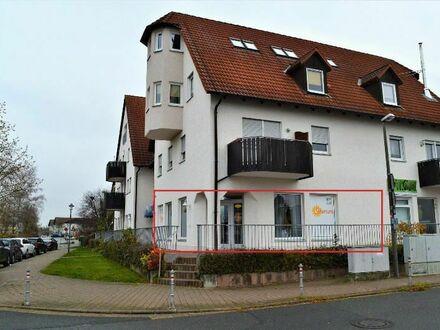 Gut vermietetes Ladengeschäft in Eckental