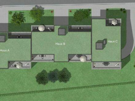 Penthousewohnung,(Whg 20)! Hugo in Katzwang: Fabelhafte 2-Zimmer-Penthousewohnung mit 2 Dachterrassen