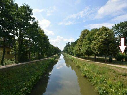 Wohnen am Ludwig-Donau-Main-Kanal: Stilvoller Bungalow mit 2 Bädern und Garage!