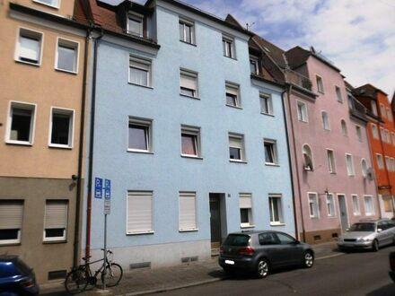 4 Wohnungen zur Kapitalanlage in Nürnberg-Gleißhammer
