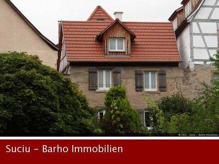 Wohnen in der Altstadt von Bad Wimpfen