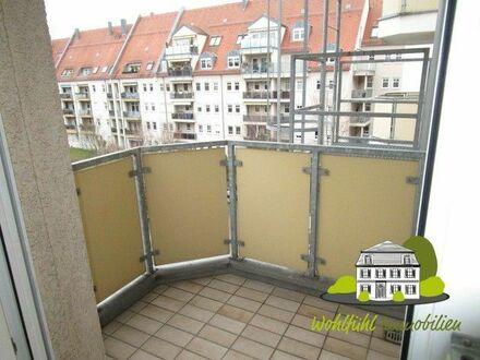 1 Zi.-Whg. mit Balkon in zentrale Lage Fürth! U-Bahnstation gleich um die Ecke!