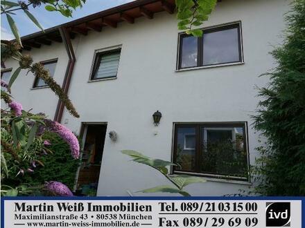 6-Zimmer Reihenhaus in Alt-Aubing in ruhiger Südlage