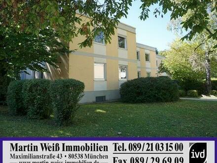 Sonnige 3-Zimmer-Wohnung mit Home-Office in Solln/Prinz-Ludwigs-Höhe