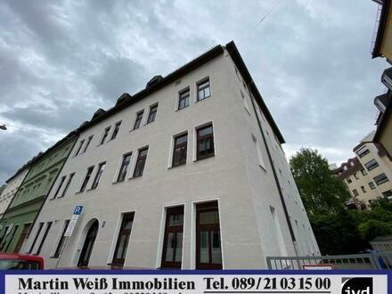 Urban & authentisch: Großzügige 2,5-Zimmer-Altbauwohnung in Alt-Sendling