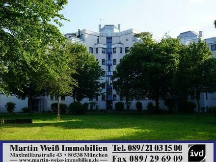 Dachterrassen-Penthouse in Taufkirchen / Am Wald