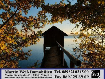 Sonniger Split-Level-Bungalow in idyllischer Wohnlage in Gauting