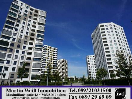 Außergewöhnliche 2-Zimmer-Wohnung mit Süd-Loggia in Obersendling/Solln Nähe KKH Martha-Maria