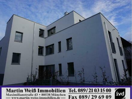 4-Zimmer-Premium-Penthousewohnung in Harlaching Nähe Perlacher Forst