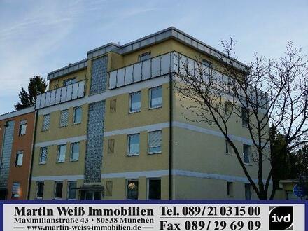 3-Zimmer-Dachterrassenwohnung in Sendling Nähe Südpark