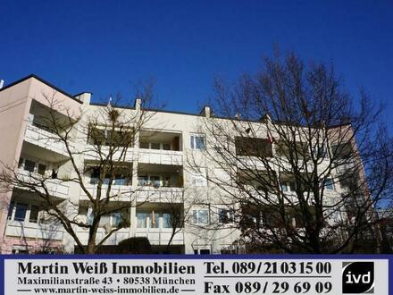 2-3-Zimmer-Dachterrassen-Maisonette in Pasing Nähe Stadtpark