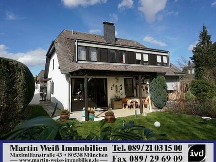 Solides Walmdachhaus in Großhadern Nähe Klinikum