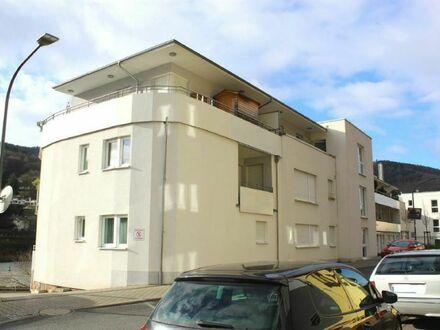 Moderne 2-Zimmer-Wohnung mit Neckarblick in Ziegelhausen