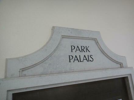 Eine Luxus-Wohnung im Park - was gibt es Schöneres?