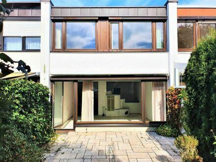 Ruhiges Reihenmittelhaus in Taufkirchen-Bergham mit Potential