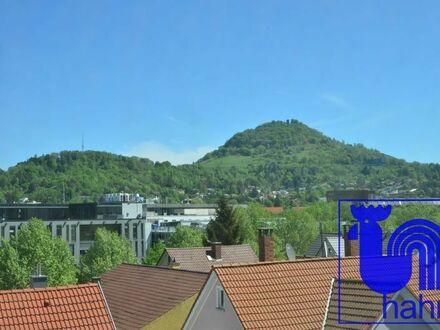Schöner Alterswohnsitz: barrierefreie 2-Zimmer-ETW im Betreuten Wohnen mit toller Aussicht