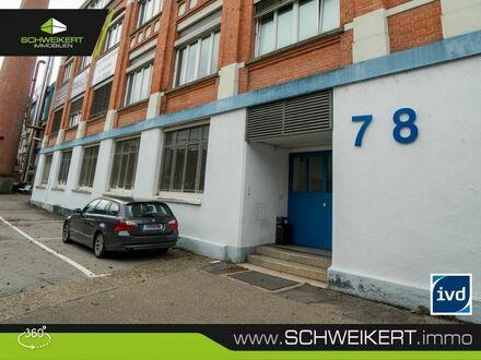 Vermietung: 292 m2 Gewerbefläche mit Kran (0,5 t Hebekraft) in Oberndorf/Neckar