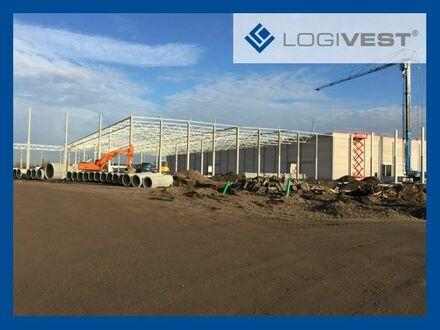 * PROVISIONSFREI * Attraktiver Logistik-Neubau in Bischofsheim