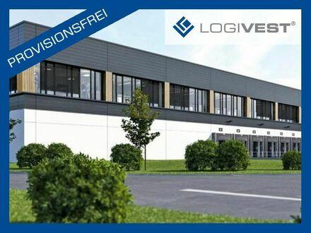 Letzte Meile - Lagerflächen 787 m² bis 29.500 m²