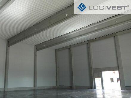 Effiziente Lagerflächen im sanierten Logistikpark | nahe der BAB2