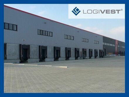 18.000 m² Logistikimmobilie auf Wunsch