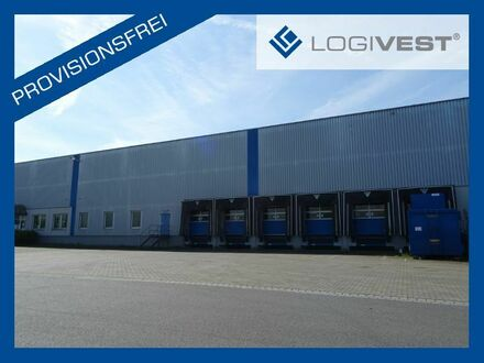 34 Rampen / 3.800 m² - 19.000 m² Logistikfläche / provisionsfrei