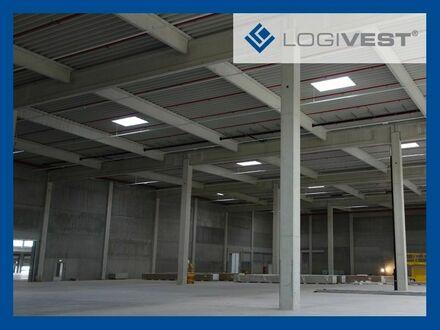Lager- und Logistikimmobilie * Gleisanschluss * 10 to/m² Bodentraglast * Deckensprinkler *