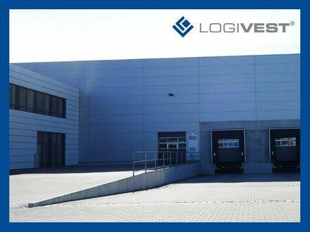 Attraktiver Logistikkomplex in Frankfurt