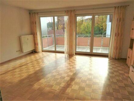 Gefunden! Ihre Traum-Wohnung: 3-Zimmer, großer Balkon, absolut ruhig und sonnig