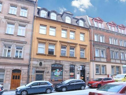 IMMOPARTNER - Renoviertes Zinshaus mit drei Wohneinheiten und einer Gewerbeeinheit