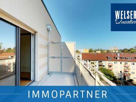 IMMOPARTNER - 2,5 Zimmer - 2 Balkone