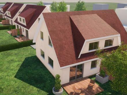 Neubau Doppelhaushälften in Roggentin