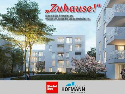 RIEDEL HÖFE SCHWEINFURT, wohnen im Gründerzeitviertel - Neubau Eigentumswohnungen