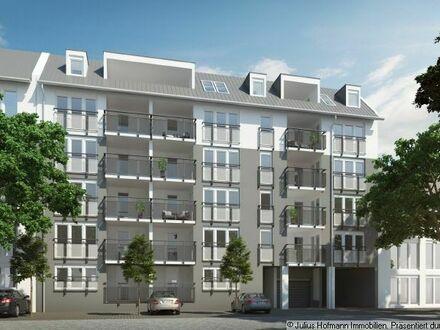 Neubau - Dachterrassenwohnung im Gründerzeitviertel - Parkett, Lift, Garage im Haus