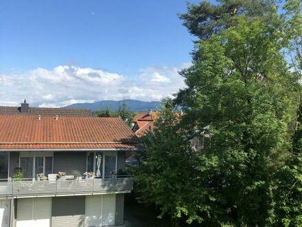 Zentrales 1-Zimmer-Appartement mit überdachtem Balkon in direkter Nähe zum Traunsteiner Krankenhaus
