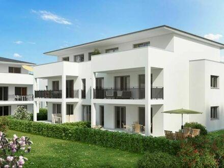Stilvolles Wohnen mitten in Gundelfingen - 3 Zimmer Wohnung mit Gartenanteil
