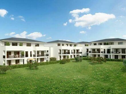 """3 Zimmer Erdgeschosswohnung mit großzügigem Gartenanteil - """"Gundelfinger Mitte"""""""
