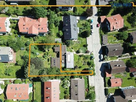 Großzügiges Baugrundstück in Bad Tölz in ruhiger Wohnlage