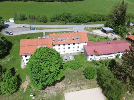 Bayerisch Eisenstein gepflegtes Gäste/Jugendhaus im Nationalpark Bayer. Wald