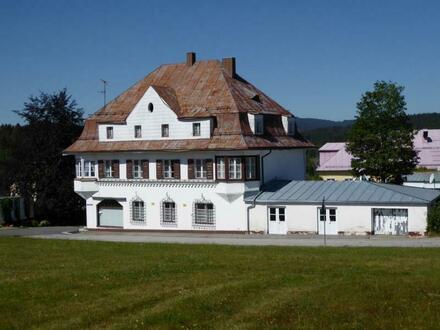 Wohn/Geschäftshaus mit Charme in Haidmühle/Bayern