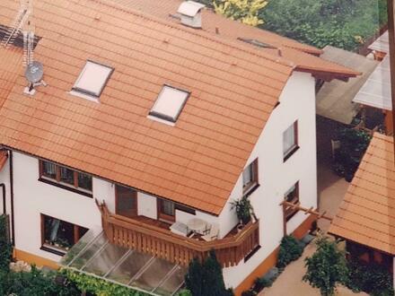 DHH als Einfamilienhaus in ruhiger Wohnlage von Vörstetten