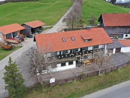 Bayrisches Hotel mit Restaurant in bester Lage im beliebten Pfaffenwinkel