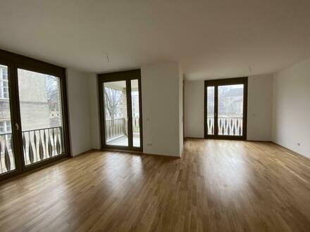 Living-Haar Whg. 46 / Ansprechende 3-Zimmer-Neubauwohnung