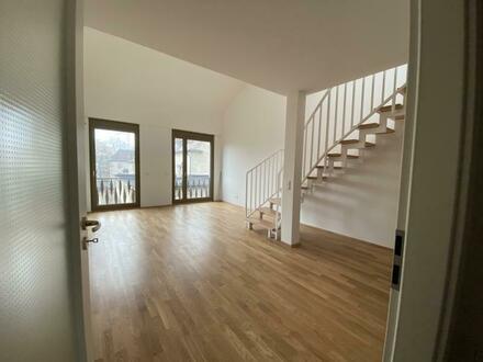 Living-Haar Whg. 51 / 3-Zimmer-Wohnung mit toller Galerie